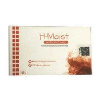 H Moist medicated soap 100gm