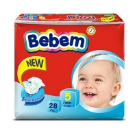 Bebem TWIN Junior 11-25Kg (diapers)