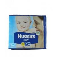 Huggies Dry Diapers 60pcs L-Singapore