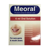Meoral 6ml Oral Solution
