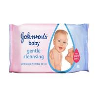Johnson's Baby Gentle Cleansing Wipes-UK/Turkey