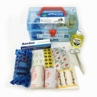 Family First Aid Box