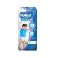 Huggies Dry (XXL) 40pcs. Belt-Malaysia