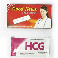 Good news digital cassette Pregnancy Test