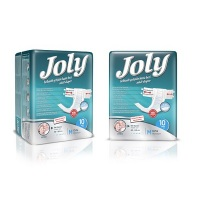 Joly Adult Diapers-Medium 10pcs