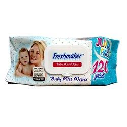 Freshmaker Baby Wet Wipes 120pcs