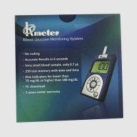 OKmeter Blood Glucose Meter-Blue