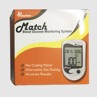 OKmeter Blood Glucose Meter-Orange